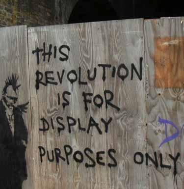 Capriche mais na sua revolução